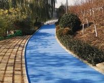 济南小清河景观提升健身步道工程