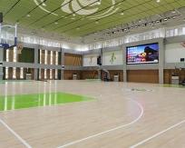 山东省济南第十二中学体育场馆装修项目