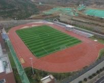 济南市托马斯实验学校运动场地项目