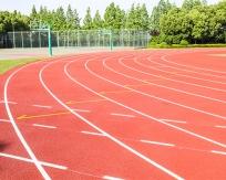 室内体育馆建设公司告诉你学校应如何选择环保塑胶跑道