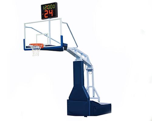 篮球场配套设施