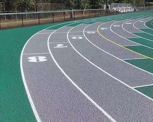 预制型塑胶跑道