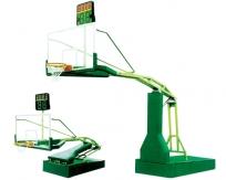 JSL-L080电动液压篮球架