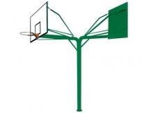 地埋海燕式圆管篮球架JSL-L085