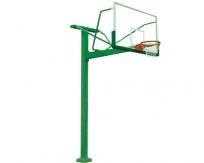 地埋式方管篮球架JSL-L086