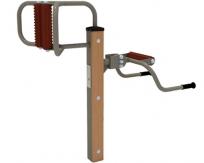 立式腰背按摩器JSL-H023